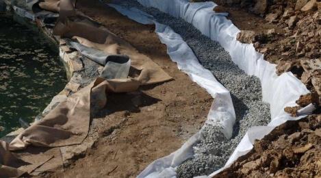 Геотекстиль нетканый 250 в Краснодаре